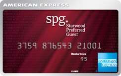 AmEx Starwood Preferred Guest- Earn up to 25,000 bonus Starpoints (Limited Time Offer)