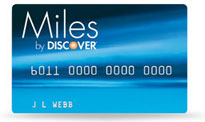 Discover Miles Card Review- $120 Worth in Bonus Miles!
