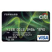 30,000 Reward Points With Citi Forward Credit Card