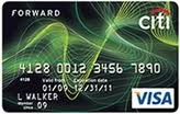 30,000 Bonus Points($300 Gift Cards Bonus) with Citi Forward Credit Card
