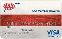 AAA Cash Back Rewards Promotion