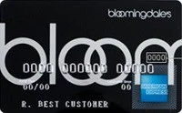 Bloomingdale AmEx Rewards Cash Back Promotion