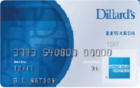 DIllard's American Express Rewards Promotion