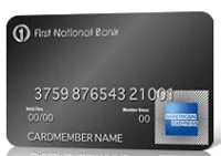 First National Bank of Omaha Graphite Cash Back Rewards Promotion