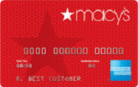 Macy's %20 Rewards Promotion card