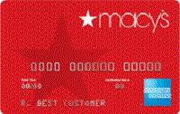 Macy's %20 Rewards Promotion card