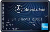 Mercedes Benz AmEx Bonus Promotion