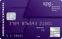 AmEx Starwood Preferred Guest Credit Card 25,000 Starpoints Bonus