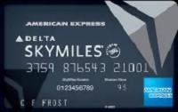 American Express Delta Reserve Credit Card 10,000 Bonus Miles& 10,000 MQM Miles