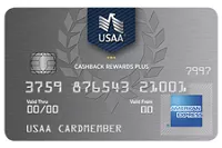 USAA Rewards Plus Bonus Promotion from American Express