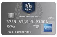USAA Rewards Plus Bonus Promotion from American Express