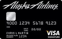 Bank of America Alaska Airlines Visa 25,000 Bonus Miles