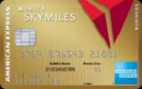 American Express Gold Delta SkyMiles Business Credit Card 30000 Bonus Miles + $50 Statement Credit