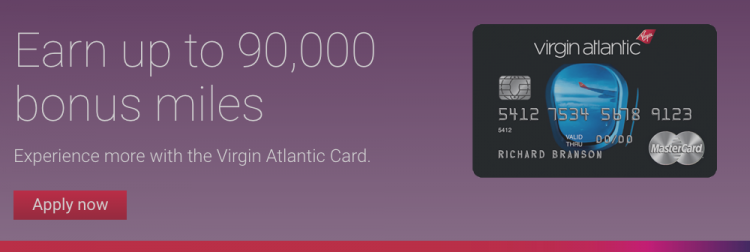 Virgin Atlantic Rewards
