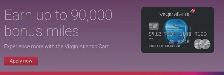 Virgin Atlantic Rewards
