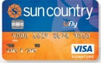 Bank of America Sun Country Airlines Card 40,000 Bonus Points