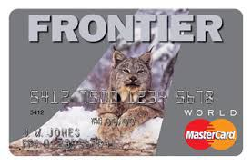 Bank of America Frontier Airlines World MasterCard 40,000 Bonus Miles